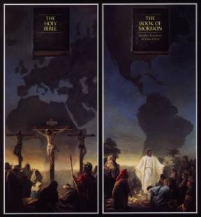 The Bible and The Book of Mormon